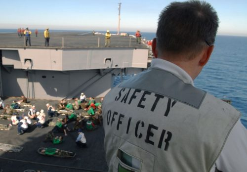 Ship Safety Officer (SSO) - Maritime & Professional Training
